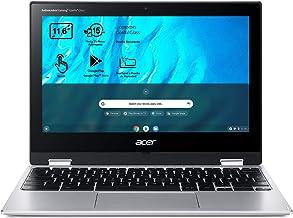 "Acer Chromebook Spin 311 CP311-3H - Ordenador Portátil 2 en 1 Convertible y Táctil 11.6"" HD IPS (MTK MT8183, 4GB RAM, 32GB..."