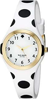 kate spade new york Women's 1YRU0838 Rumsey Analog Display Japanese Quartz Multi-Color Watch