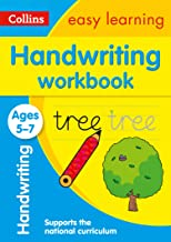 Handwriting Workbook: Ages 5-7 (Collins Easy Learning KS1)