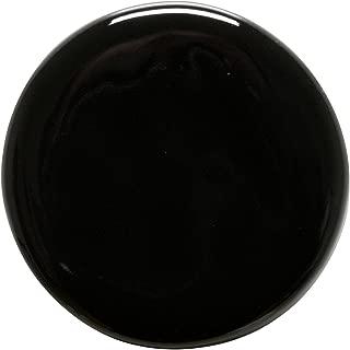 AMACO Teacher's Palette Glaze, Coal Black TP-1, 1 Pint