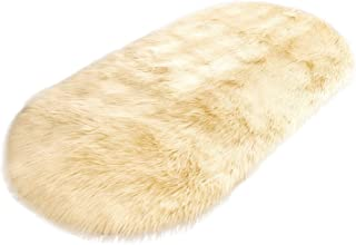 Soft Rug Chair Cover Artificial Sheepskin Wool Warm Hairy Carpet Seat Mats Rug Modern Living Room Bedroom