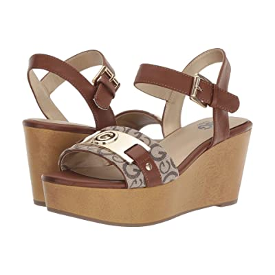 G by GUESS Danna (Taupe/Burnished Calf Rio Maple) Women