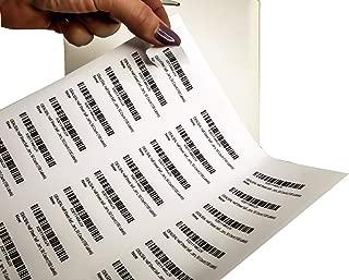 Address Labels for Inkjet Printers 1