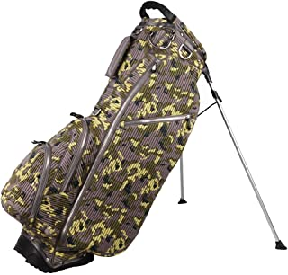 OUUL Camo 5 Way Stand Bag Frog