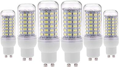 LED GU10 Corn Bulb 8W 800LM LED Chandelier Bulbs, Fridge, Cooker Hood, Extractor Fan, 80W Equivalent, Cool White 6000K, No...
