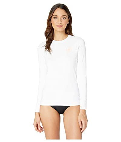 Body Glove Sleek Rashguard (Snow) Women