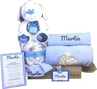 MabyBox Teddy Bear | Canastilla Bebé | Regalo Bebé