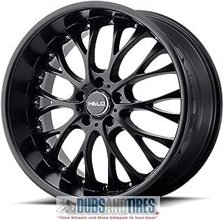 Helo HE890 Satin Black Wheel (20x10