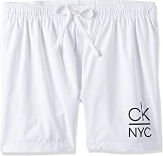 Calvin Klein Men's Drawstring Woven Bottoms