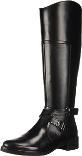 Bandolino Footwear Women's JIMANI Knee High Boot, Black, 5.5 M US