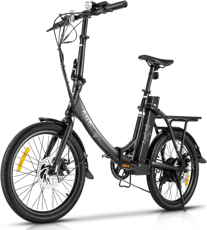 WOOKRAYS Folding 店舗 Electric Bike 20
