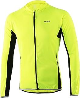 Amazon.es: Amarillo - Ropa / Ciclismo: Deportes y aire libre