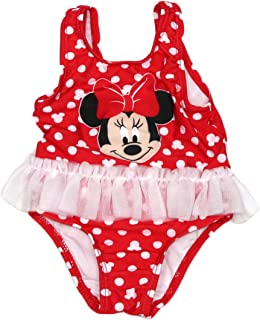 9090d7dbb5 Amazon.com: Minnie Mouse - Swim / Clothing: Clothing, Shoes & Jewelry