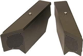 Tuffy 047-01 Tj Speaker/Storage Set-Black