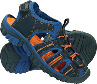 Mountain Warehouse Bay Junior Shandals - Neoprene Shoes Sandals, Kids Beach Shoes, Cushioned Midsole Childrens Summer Shoe...