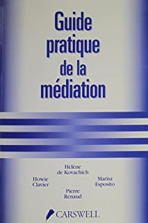 Guide Pratique De LA Mediation