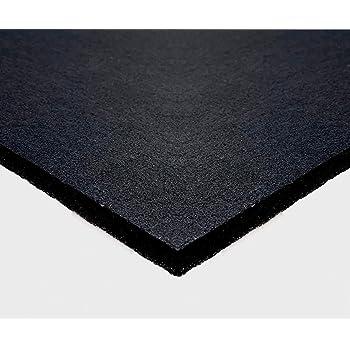 Black Acoustic Suspended Ceiling Tiles 595 x 595 600x600 8 Tiles in Box Square Edge 2.88m2