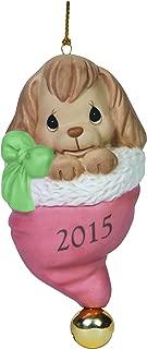 Precious Moments Happy Howlidays 2015 Dog Ornament