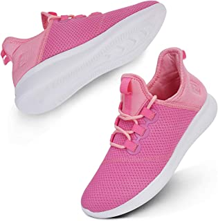 Scurtain Womens Sneakers Lightweight Casual Walking Breathable Mesh Running Shoes