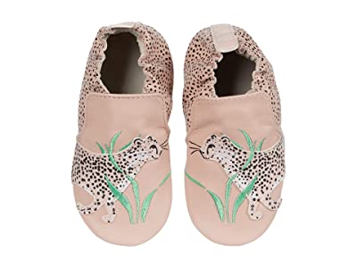 Robeez Lily Soft Sole (Infant/Toddler) (Blush) Girl