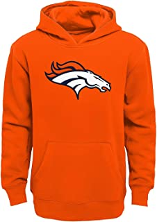 Outerstuff NFL Boys Youth 8-20 Team Color Primary Logo Prime Pullover Fleece Hoodie