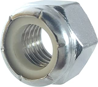 Regular Square Nuts AISI 316 Stainless Steel 40 pcs 5//16-18 X 0.2188