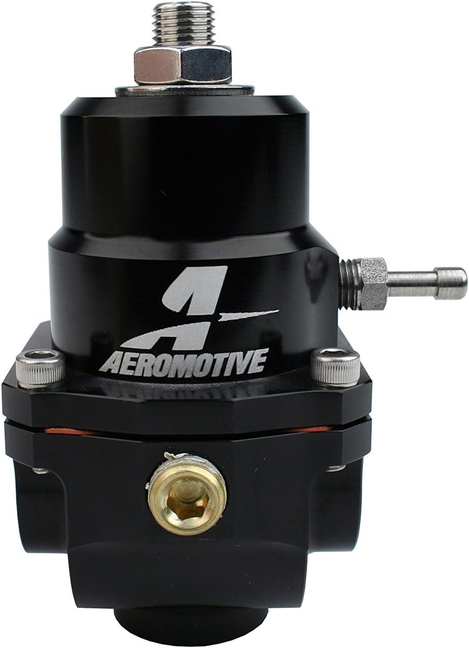 Aeromotive Don't miss the campaign 13304 Regulator X1 2 Adjustable Valve 3-15psi.313 New popularity