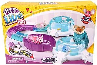 Little Live Pets Seasson 1 Lil' Mouse House Trail