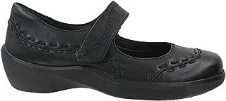 Women's Gummibear Black Leather 39 Wide