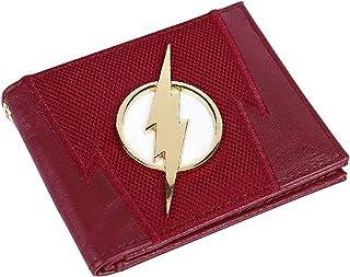DC Comics The Flash Suit Up Bifold Wallet