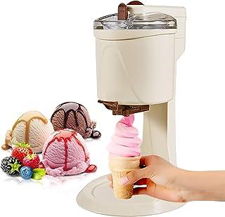 Sorbetière électrique Machine à Glace Sorbetière pour Crème Glacée, Sorbet et Yaourt Glacé, Machine à crème glacée sans BP...