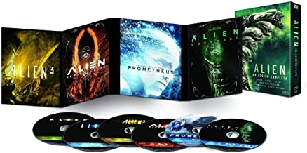 Pack Alien 1-6 Blu-Ray [Blu-ray]
