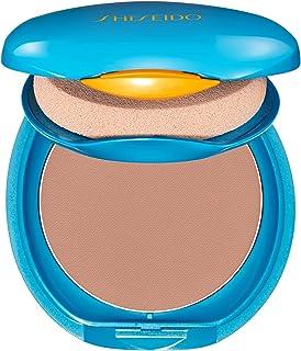 Shiseido Sun Care UV Protective Compact Foundation FPS 35 Medium Beige - Base Compacta Refil 12g