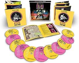 LΙVΕ ΑΤ LΑS VΕGΑS' ΙΝΤΕRΝΑΤΙΟΝΑL ΗΟΤΕL 1969 (11CD Boxset). EU Import