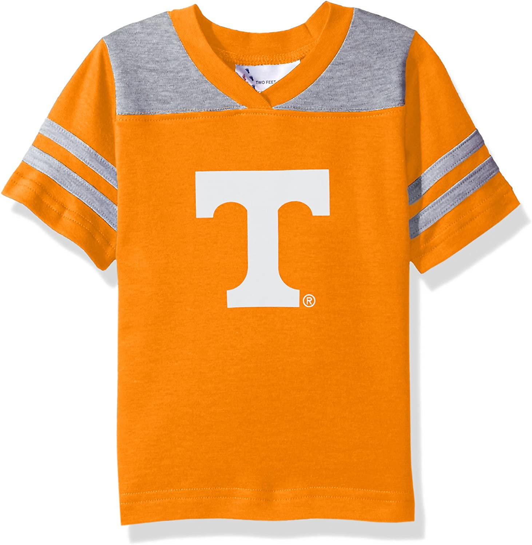 Two Feet Ahead NCAA Toddler Boys Football Shirt