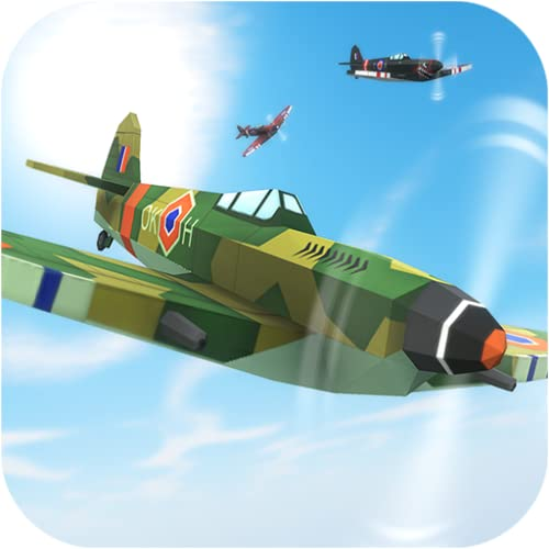 Spitfire Aviones de Combate - Guerra Nuclear y Ataque Aéreo