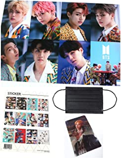 Best BTS Bangtan Boys - 12 PHOTO POSTERS(16.5 x 11.7 inches) + 1 STICKER + 5 Photos(4 x 3 inches) Reviews