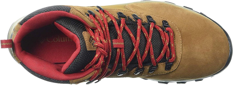 Columbia Mens Newton Ridge Plus Ii Suede Waterproof Hiking Boot