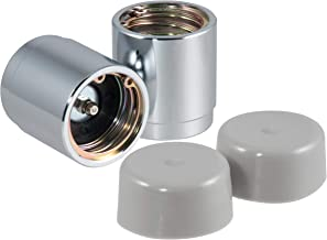 CURT 22178 1.78-Inch Bearing Protectors and Dust Covers, 2-Pack