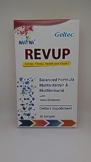 Revup Multivitamins & Multi-mineral