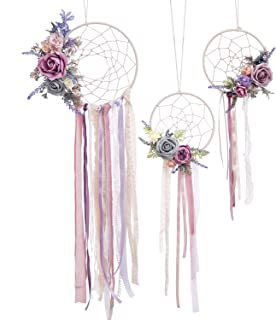 dreamcatcher baby girl nursery