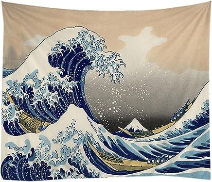 XXGI Wohnzimmer Dekoration Gobelin Galaxy Tapestry Universum Weltraum Polyester Stoff Wandbehang Dekorationen B/öhmischen Wandteppiche F/ür Schlafzimmer Wohnzimmer 150 * 130 Cm//59,06 * 51,18 Zoll