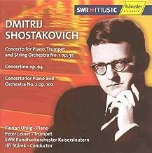 Shostakovich: Piano Concertos Nos 1 And 2, Concertino
