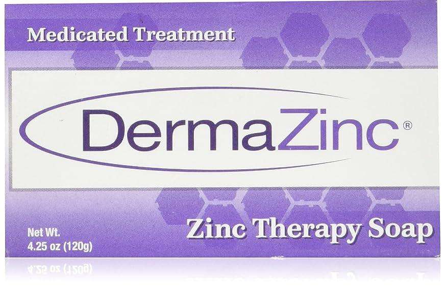 経験的弓露骨なDermaZinc バー2%120Gm