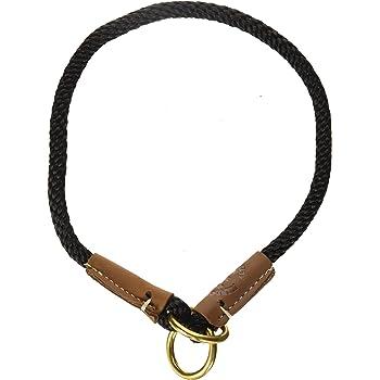 """Mendota Command Slip Collar, Black, 20"""""""
