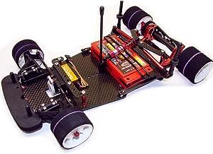 CRC Calandra Racing Concepts 1/12 Carpet Knife Twenty5 CK25 On-Road Race Kit, CLN3215