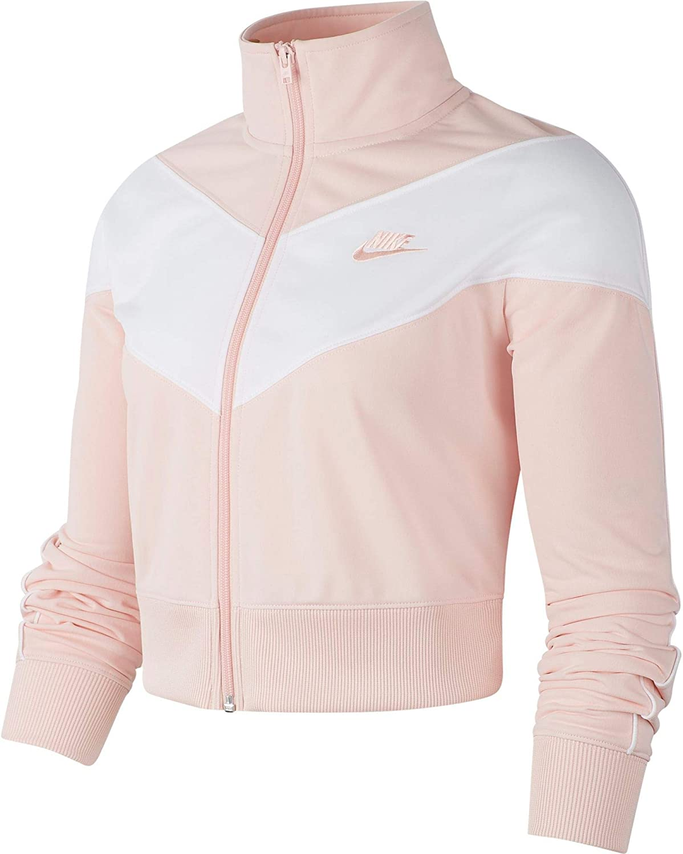 国産品 営業 Nike Women's Sportswear Heritage Jacket Track