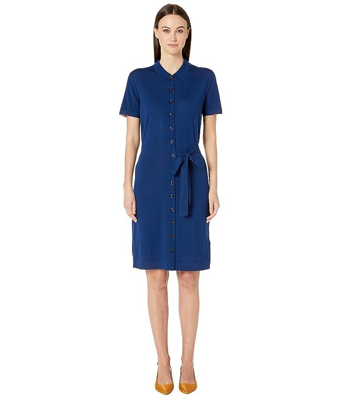 Paul Smith Sweater Dress (Navy) Women