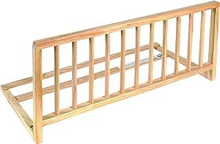 nordlinger Pro barrera de cama en madera natural, 91cm)
