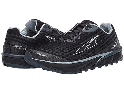 Altra Footwear Timp 2 (Black/Gray) Women
